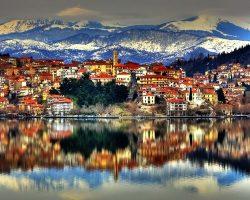3 μέρη για αξέχαστες χειμερινές αποδράσεις στην Ελλάδα