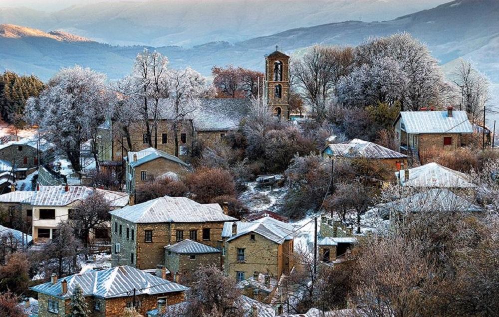2 υπέροχα μέρη για χειμερινές διακοπές
