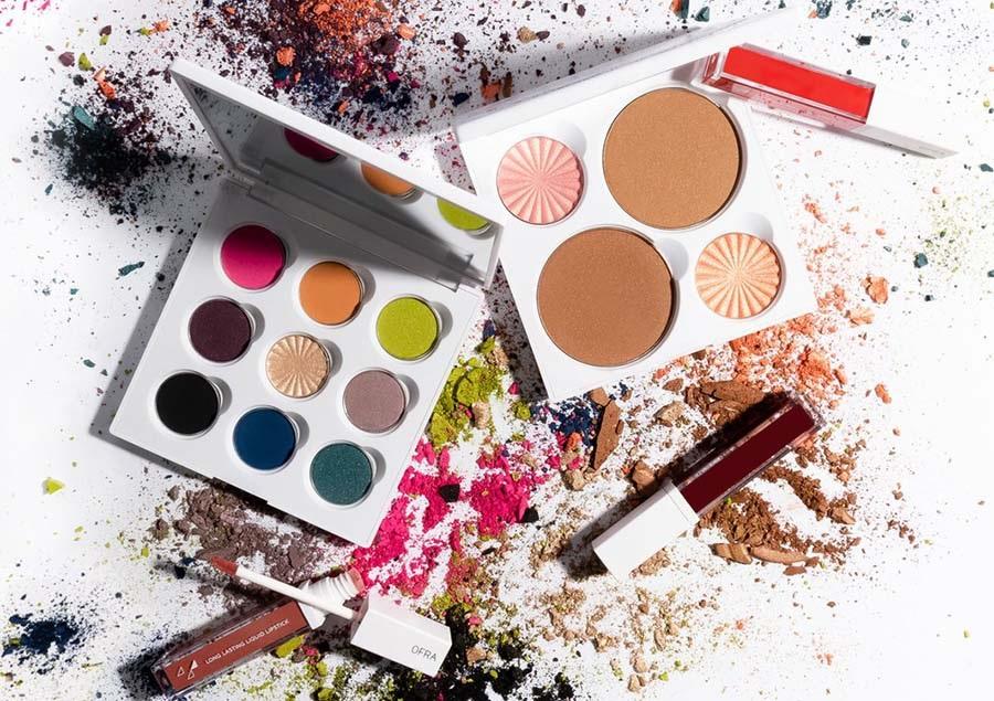 Η λαμπερή Ofra x Francesca Infinite beauty Collection
