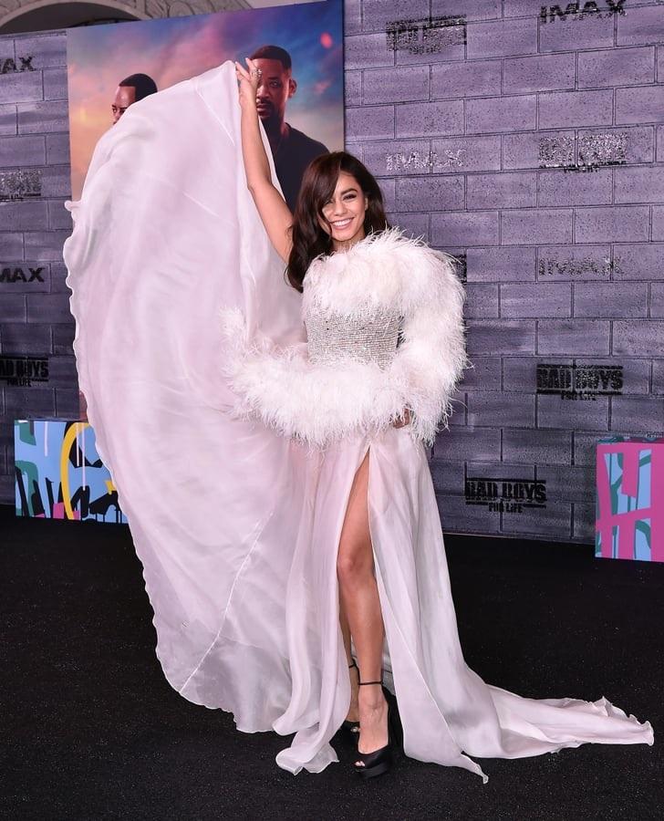 H glamorous εμφάνιση της Vanessa Hudgens