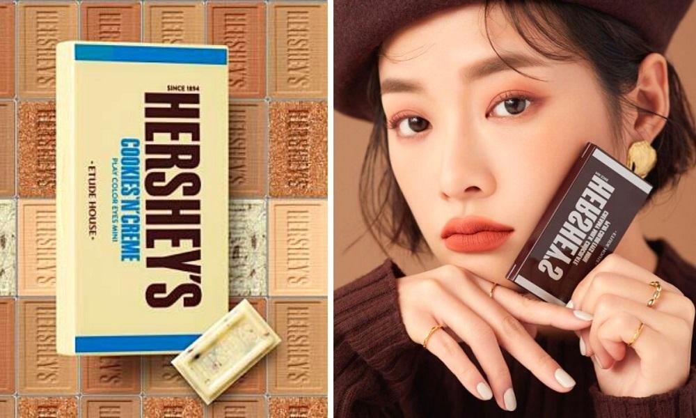 Μία make up συλλογή για τους λάτρεις της σοκολάτας