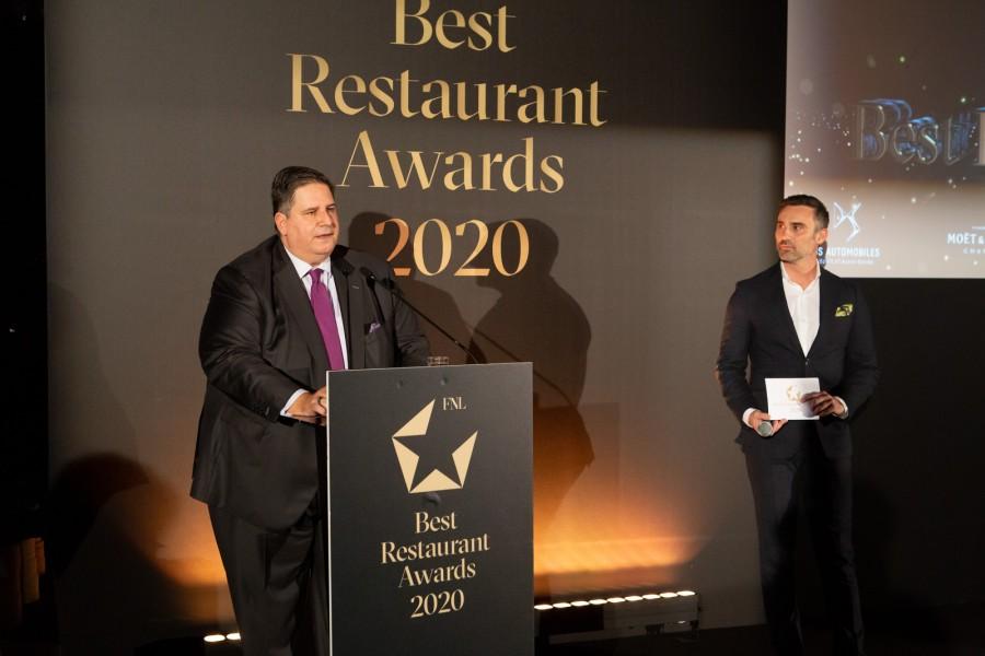 FNL Best Restaurant Awards: Δείτε τα 135 βραβευμένα εστιατόρια για το 2020