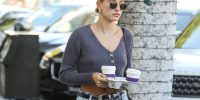 To non skinny jean της Hailey Bieberείναι σούπερ cool