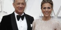 Tom Hanks και Rita Wilson έλαμψαν στο κόκκινο χαλί των Oscar