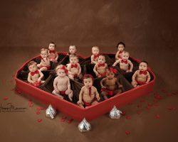 H πιο γλυκιά φωτογράφιση για την ημέρα του Αγίου Βαλεντίνου