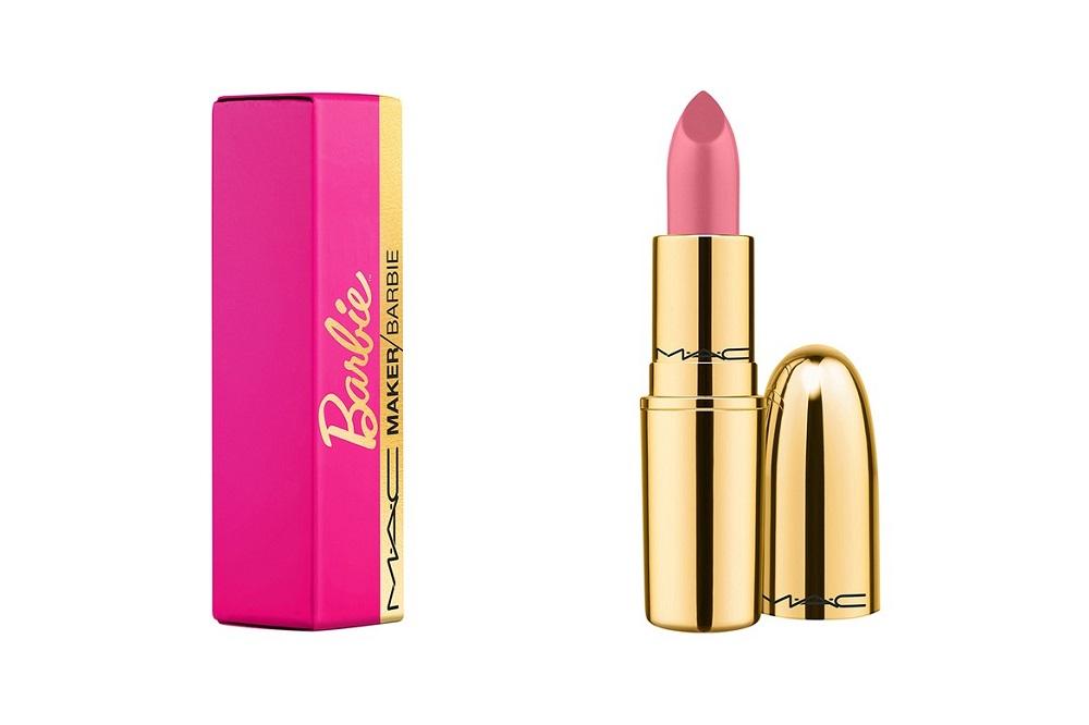 Η MAC κυκλοφορεί κραγιόν σε συνεργασία με την Barbie
