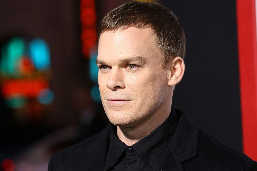 Ο γοητευτικός ηθοποιός Michael C. Hall