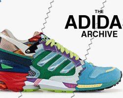 adidas book