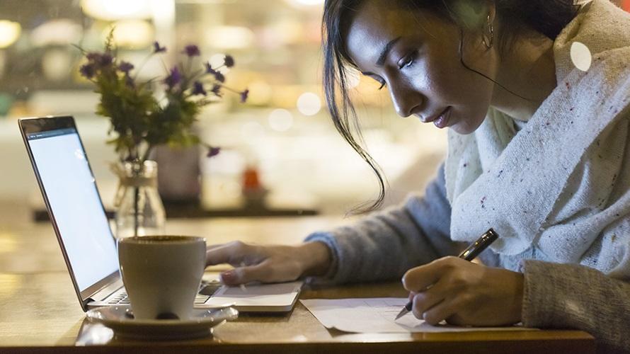 Εργαστείτε αποτελεσματικά από το σπίτι