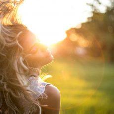 Λαδάκια για μακριά και λαμπερά μαλλιά