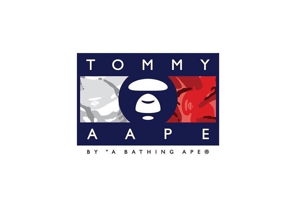 Νέα hot συνεργασία για Tommy Jeans και A Bathing Ape
