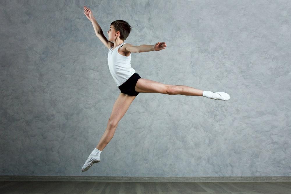 O μικρός Brody είναι ο πιο ταλαντούχος χορευτής μπαλέτου