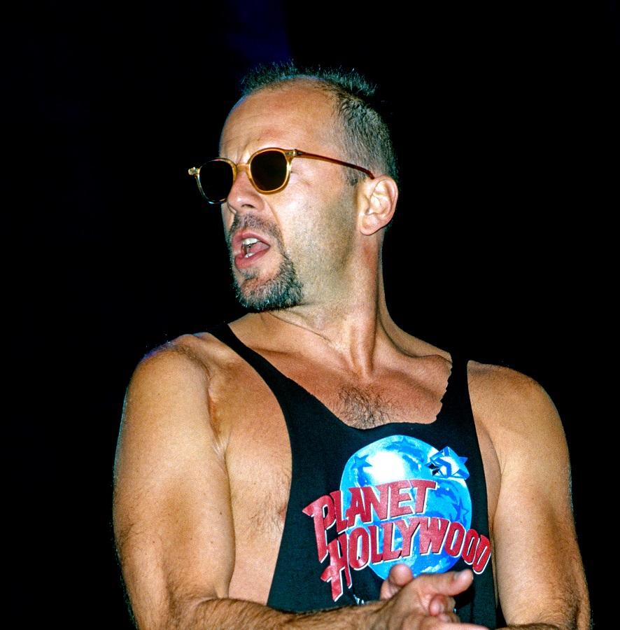 """Ο """"πολύ σκληρός για να πεθάνει"""" Bruce Willis"""