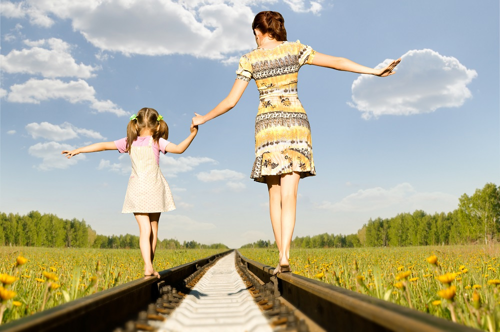 Μαμά και κόρες, υπέροχες fashionistas