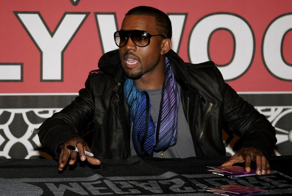 O Kanye West ξεσπά ξανά στο Twitter