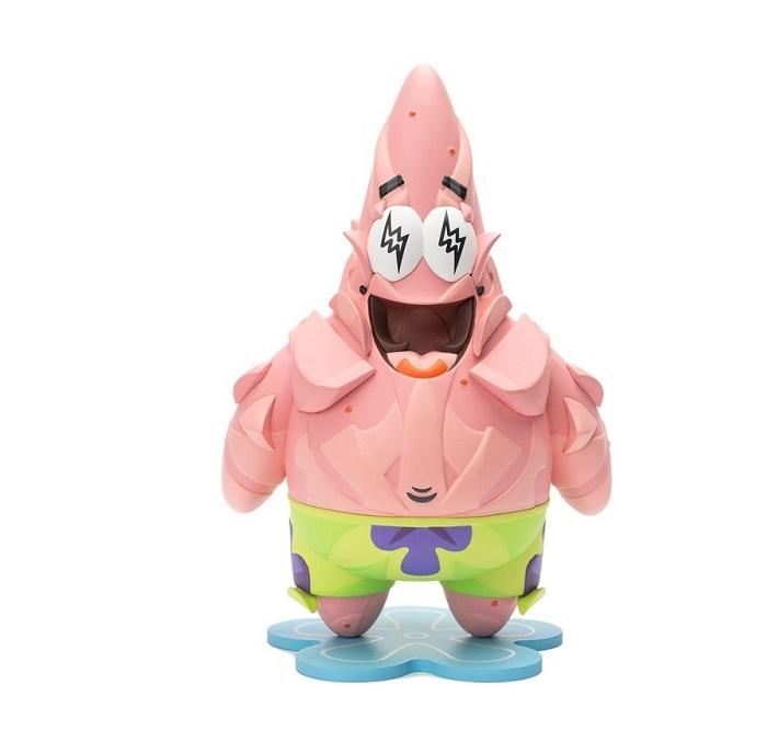 Οι νέες φιγούρες του SpongeBob Squarepants