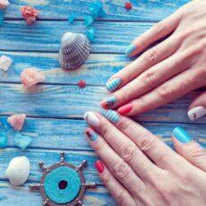 Τα nail trends του καλοκαιριού