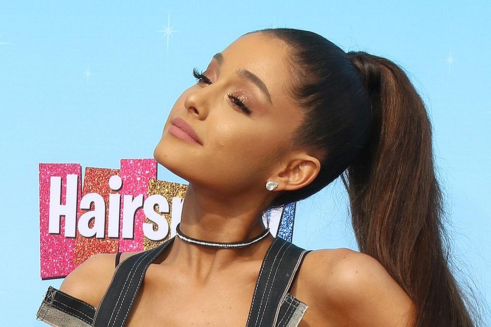Τα νέα μαλλιά της Ariana Grande
