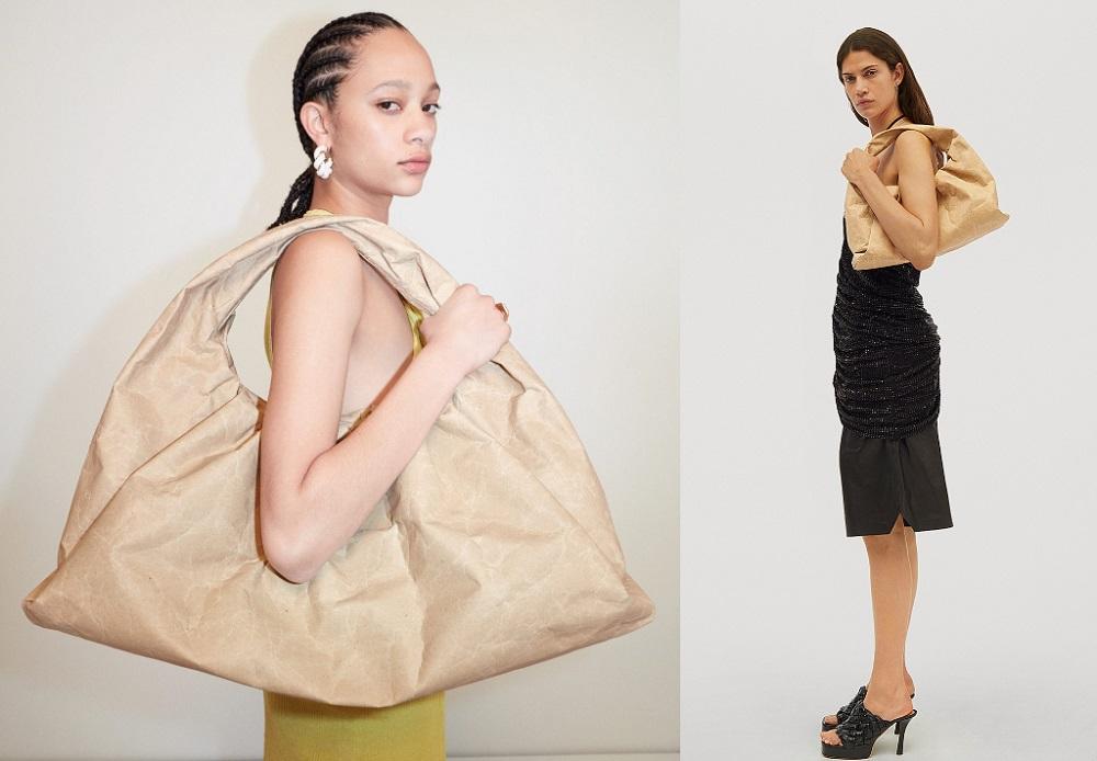 Οι νέες τσάντες της Bottega Veneta είναι απόλυτα φιλικές προς στο περιβάλλον