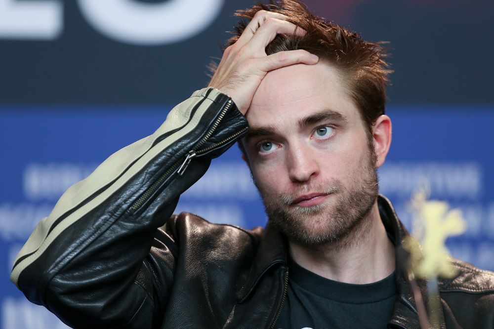 Ο Robert Pattinson θετικός στον κορονοϊό