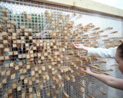 """Το διαδραστικό project """"Ο τοίχος που χάνεται"""" στη Θεσσαλονίκη"""