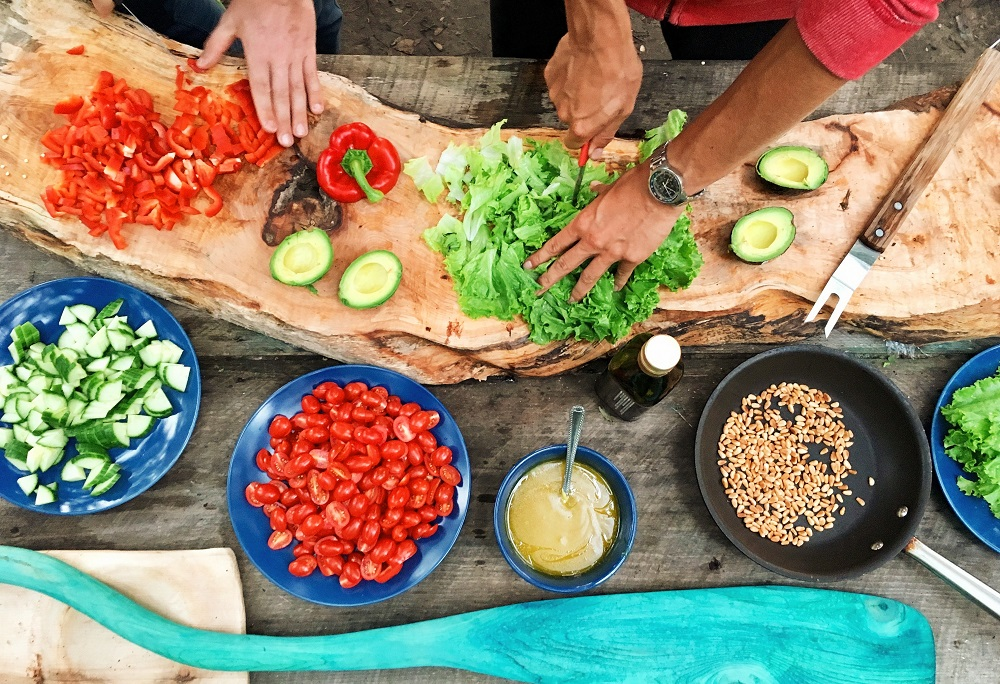 Πώς θα ετοιμάσετε healthy και οικονομικά vegan γεύματα;