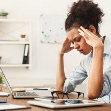 To άγχος της δουλειάς μας παχαίνει;