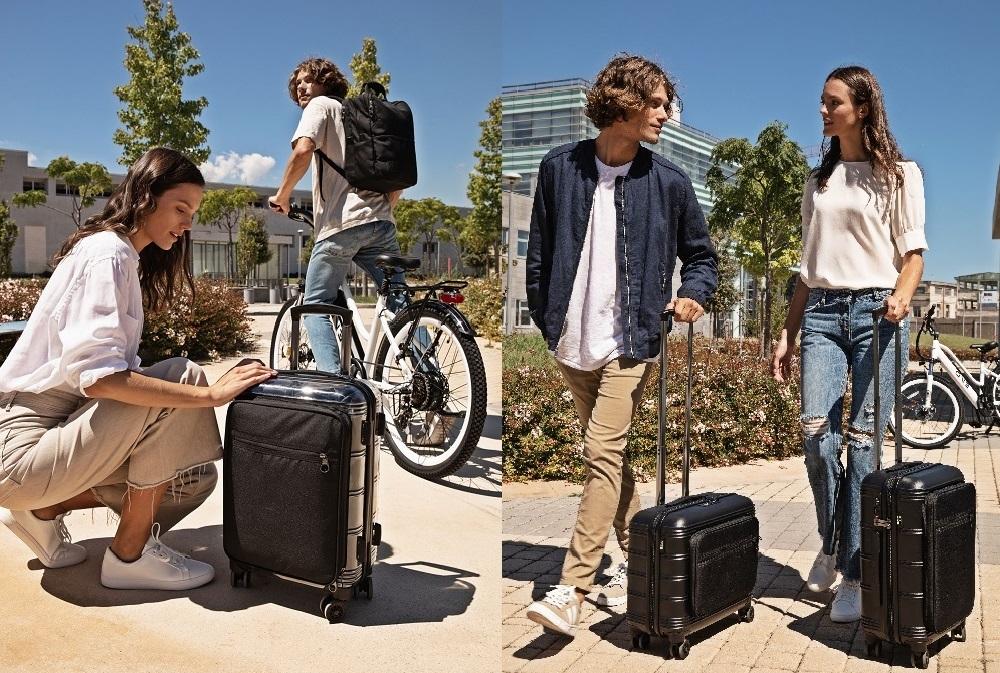 Elegant και κυρίως οικολογική η νέα βαλίτσα της Carpisa