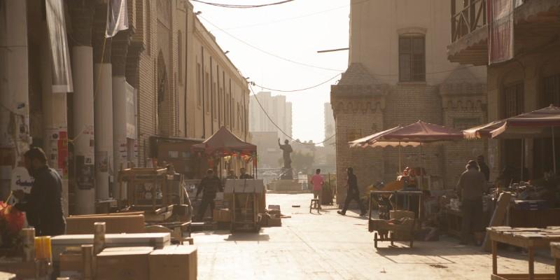 Landscape Bagdad stef tsakiris