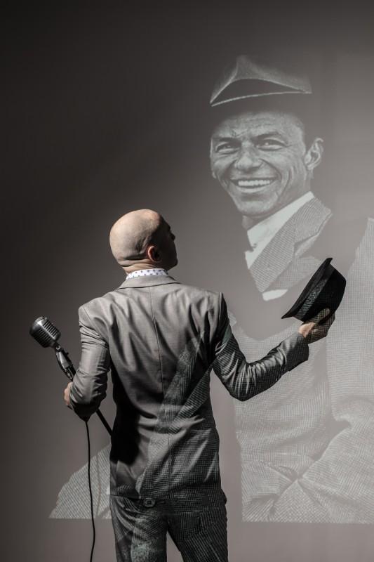Portrait George Perin stef tsakiris