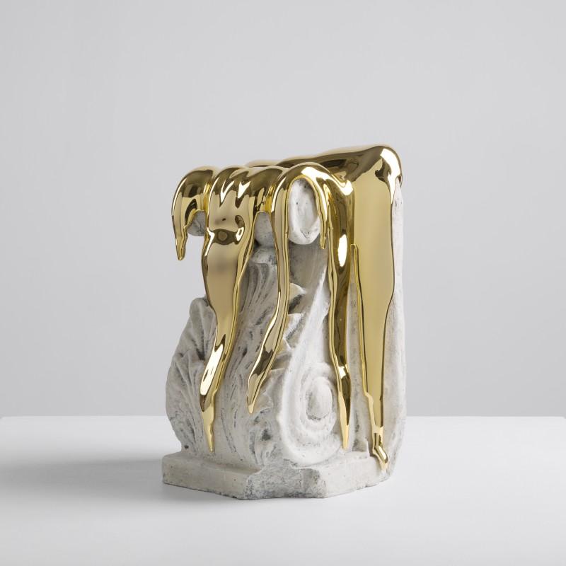 Sculpture by Dimitris Papazoglou stef tsakiris
