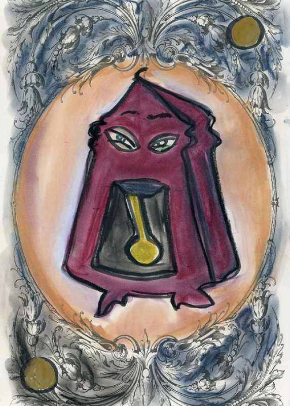 lydia venieri the clock