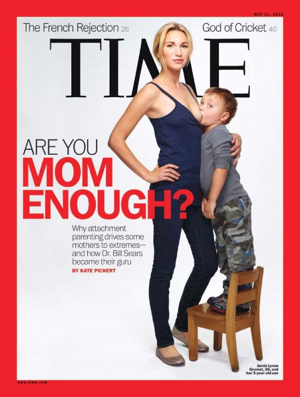 time mom enough