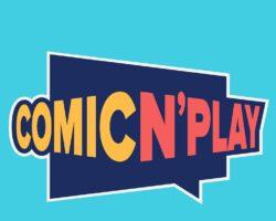 19η Έκθεση Κόμικς & Επιτραπέζιων Παιχνιδιών Οnline από 4/12