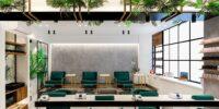 Το elegant κατάστημα ΝΥΧΙ ΝΥΧΙ Beauty Lounge στα Ιωάννινα