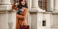 Ιδέες για να φορέσετε το κάμελ πανωφόρι σας