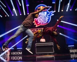 red bull dance you style