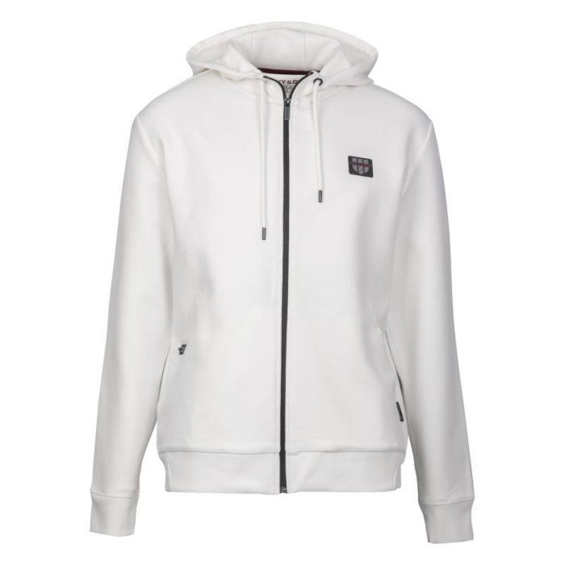 hoodie zaketa navygreen