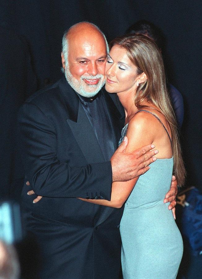 H Céline Dion περήφανη για τον γιο της René-Charles