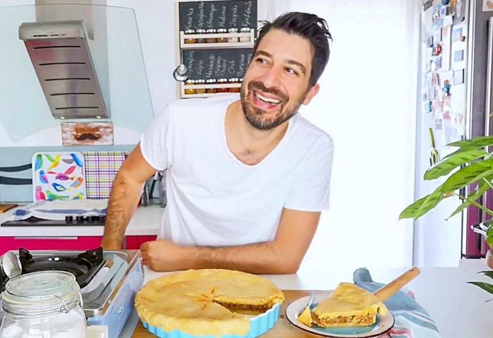 Ο food blogger Κωνσταντίνος μας εξηγεί τα πάντα για τον βιγκανισμό!