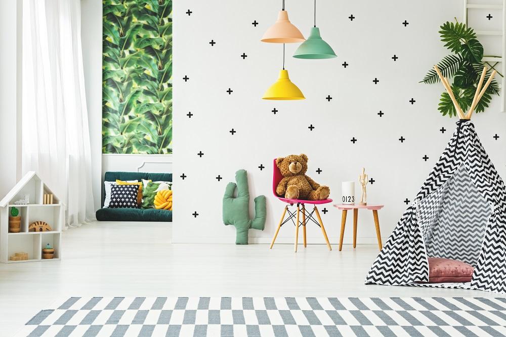 Δημιουργήστε το ομορφότερο παιδικό δωμάτιο με την Susanna Salk