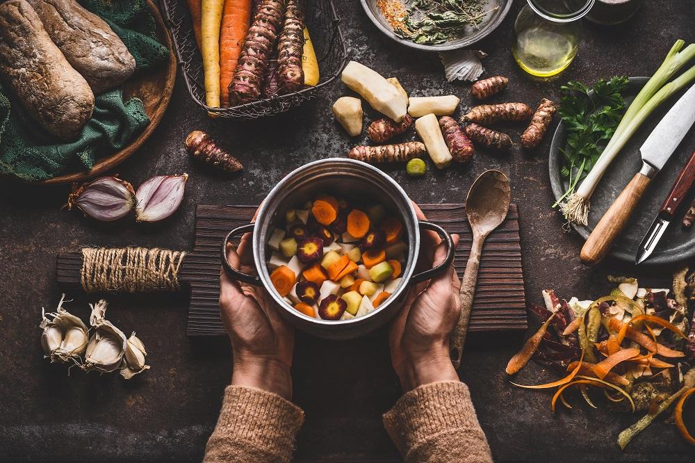 3+1 νοστιμότατα food accounts με βάση τα λαχανικά