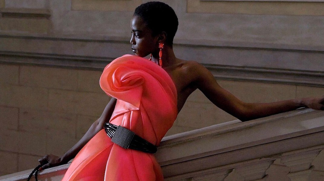 Armani Haute Couture 2021