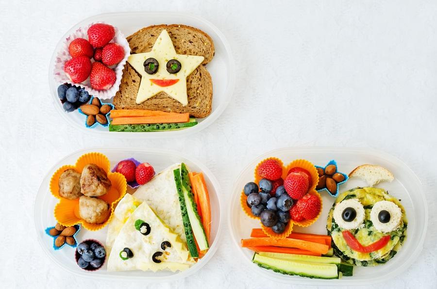 Χτίζοντας υγιεινές διατροφικές συνήθειες στα παιδιά