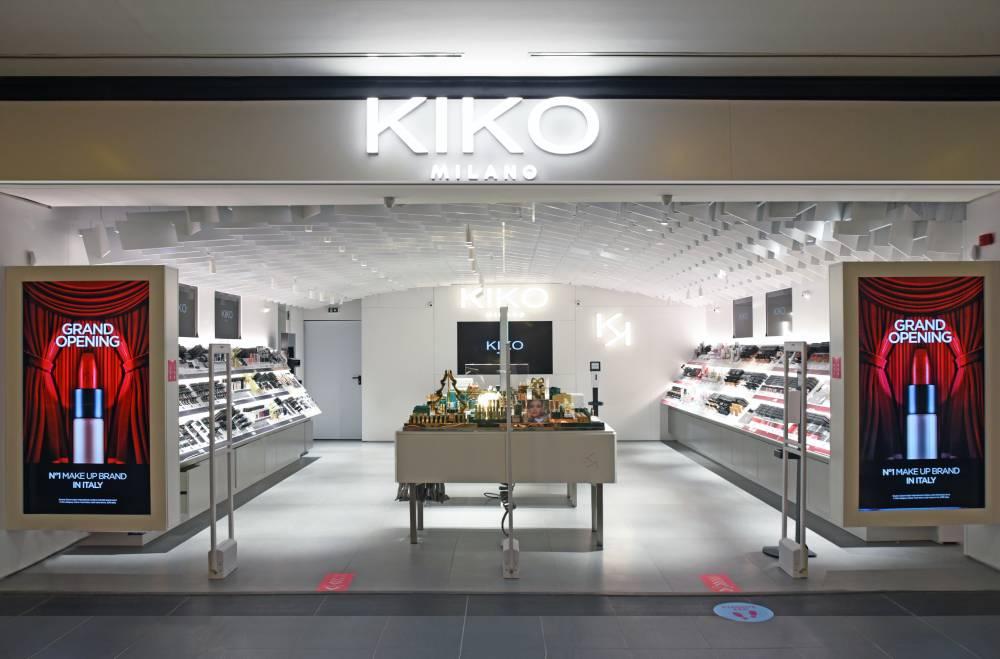 kiko milano new stores