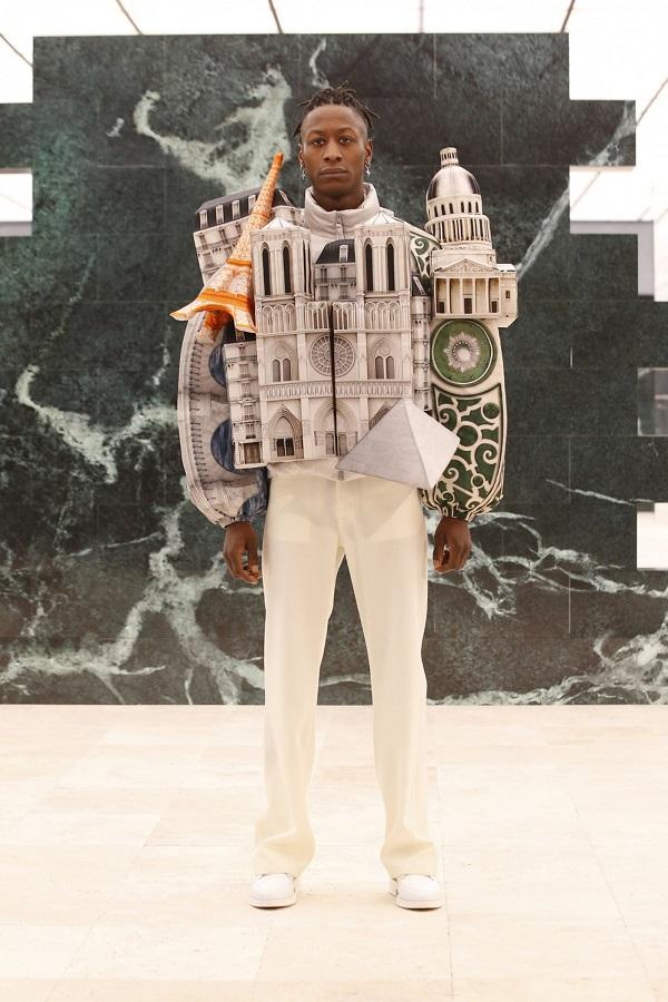 Louis Vuitton Men F/w 21