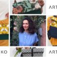 Artiko bags: Μυηθείτε σε ένα σύμπαν γεωμετρικής, πολύχρωμης αισθητικής