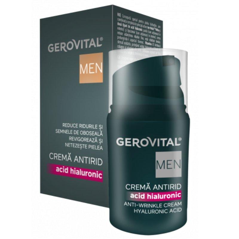 Gerovital cream men care