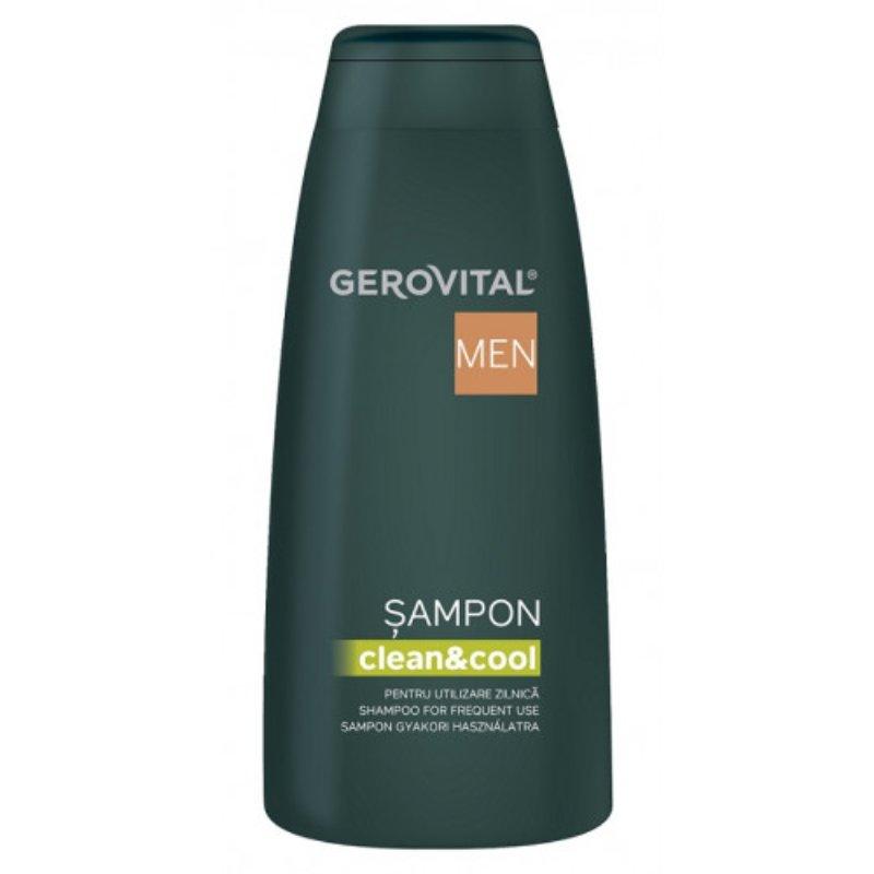 Gerovital shampoo men care