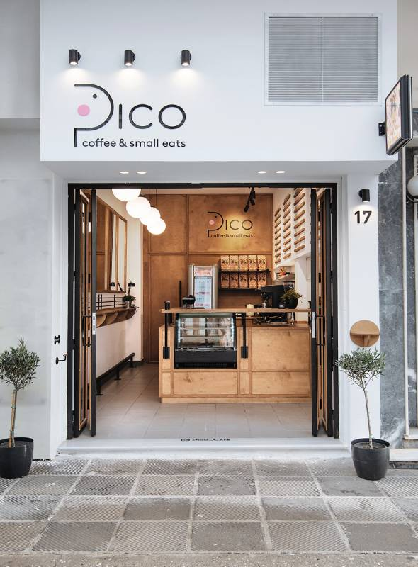 Pico coffee and small eats